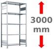 Höhe 3000 mm