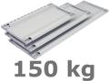 150 kg Multiplus Fachboden  (H x B x T): 25 x 1000 x 500 mm