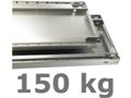 150 kg Multiplus Fachboden  (H x B x T): 25 x 1300 x 300 mm